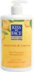 Kiss My Face Peaches & Cream Alpha Hydroxy Moisturizer (1x16 Oz)