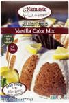 Namaste Vanilla Cake Mix ( 6x26 Oz)