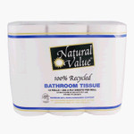 Natural Value 12 Pk Bathroom Tissue (8x12PK )