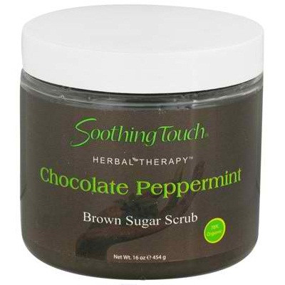 Soothing Touch Brown Sugar Scrub Chocolate (1x16OZ )