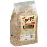 Bob's Red Mill Wheat Bran Bulk (1x25LB )