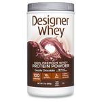 Designer Whey Protein Powder Double Chocolate (1x2Lb)