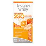 Designer Whey Protein To Go Packets Orange (5 Packets)