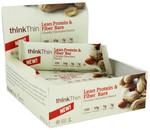 Think Products thinkThin Bar Ln Protein Fbr Choc Pnt (10x1.41 Oz)