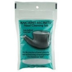 Ancient Secrets Nasal Cleansing Pot Salt (1x8 Oz)
