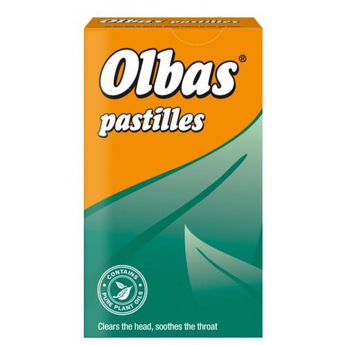 Olbas Pastilles(LOzenges (12x1.6 Oz)