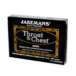 Jakemans Throat and Chest Lozenges Anise (24 Pack)