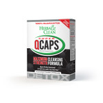 B.N.G. Herbal Clean Super Qcaps Maximum Strength (1x4 Capsules)