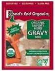 Road's End Organics Savory Herb Gravy Mix G/Free (12x1 Oz)