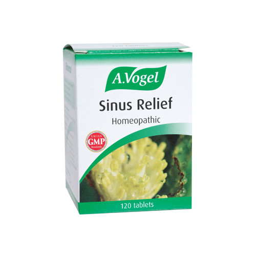 A Vogel Sinus Relief (1x120 Tablets)