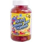 Nutrition Now Rhino Gummy Bear Vites (1x190 CHEW)