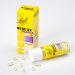 Bach Flower Essence Rescue Prls Stress Relief (1x28CAP )