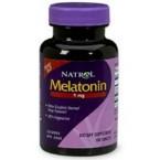 Natrol Melatonin 1 Mg (1x90 TAB)