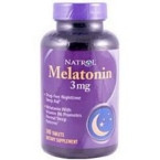 Natrol Melatonin 3 Mg (60 Tab)