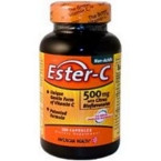 American Health Ester-C 1000 Citrus Bioflavonoids (1x120 CAP)