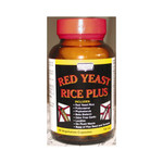 Only Natural Red Yeast Rice Plus (60 Veg Caps)
