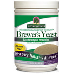 Nature's Answer Brewers Yeast Gluten Free 16 Oz
