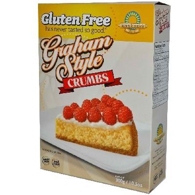Kinnikinnick Foods Grah Style Creme GF (6x10.5OZ )