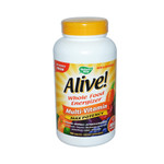 Nature's Way Alive! Multi-Vitamin No Iron Added 180 Tablets