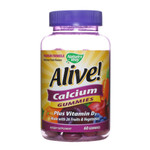 Nature's Way Alive Calcium Gummy (60 Count)