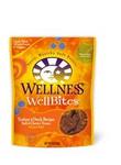 Wellness Wellbites Turkey & Duck Dog Treats (8x8 Oz)