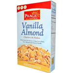 Peace Cereals Vanilla Almond Crisp Cereal (12x11 Oz)