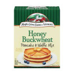 Maple Grove Farms Buckwheat & Honey Pancake Mix (6x24Oz)