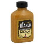 El Diablo Mustard Spicey Mango (6x9OZ )