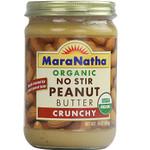 Maranatha Crunchy Peanut Butter No Stir (12x16 Oz)
