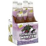 Flathead Lake Gourmet Soda Wild White Grape (6x4x12 OZ)
