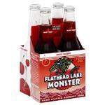 Flathead Lake Gourmet Soda Sour Cherry (6x4x12 OZ)