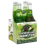 Flathead Lake Gourmet Soda Granny Apple (6x4x12 OZ)