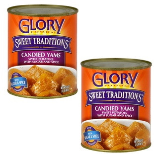 Glory Foods Candied Yams (12x32OZ )