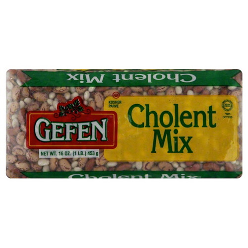 Gefen Chulent Mix Poly (24x16OZ )