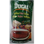 Ducal Red Beans Refried (48x8OZ )