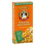 Annie's Shells & Wisconsin Cheddar (12x6 Oz)