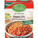 Pacific Natural Foods Pasta O's (12x13.5OZ )