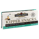 Crown Prince Kippers Black Pepper (18x3.25OZ )
