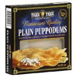Tiger Tiger Plain Puppodums (6x4OZ )