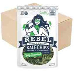 Rebel With A Cause Kale Chips, Sicy Superfood (12x1.3 OZ)