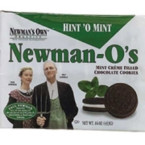 Newman's Own Organic Choc Mint CrÈMe Cookie (6x13 Oz)