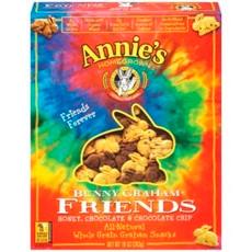 Annie's Bunny Graham Friends  (12x7Oz)