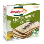 Manischewitz Matzo Mediterranean (12x9 OZ)