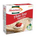 Manischewitz Matzo, Thin Tea (12x10 OZ)