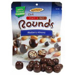 Mrs May's Naturals DChocolate BluBerry Almond Rnd (6x4OZ )