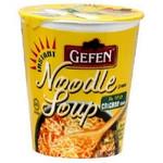 Gefen Soup Cup Chicken Noodle  (12x2.3Oz)