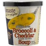 Namaste Foods Broccoli & Cheddar, Non Dairy (12x1.4 OZ)