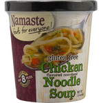 Namaste Foods Chicken Noodle, Flvrd Non Meat (12x1.5 OZ)