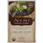 Numi Tea Basil Mint Pu-erh Tea (6x16 Bag)