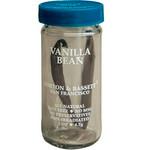 Morton & Bassett Vanilla Bean,1-oz. Jars  (3x3/.1 Oz)